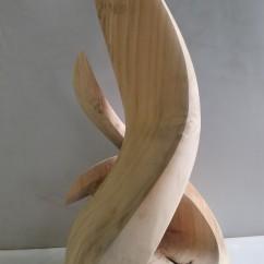 70x30x30 cm, wood, 2020.